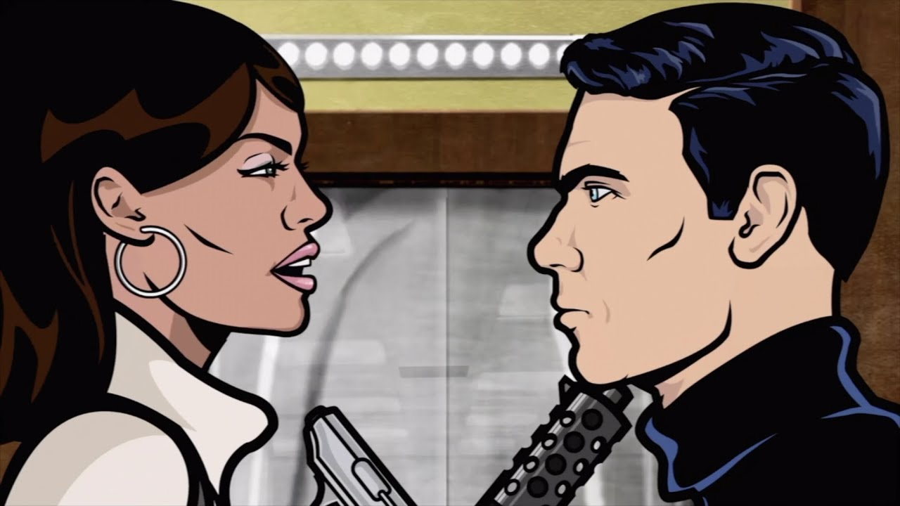 Archer & Lana Tribute - Next to Me