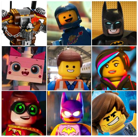 """My """"LEGO Movie 6"""" Main Film / Crossover Movie Idea"""