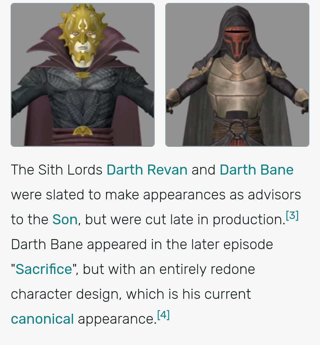 Is Revan technically cannon?