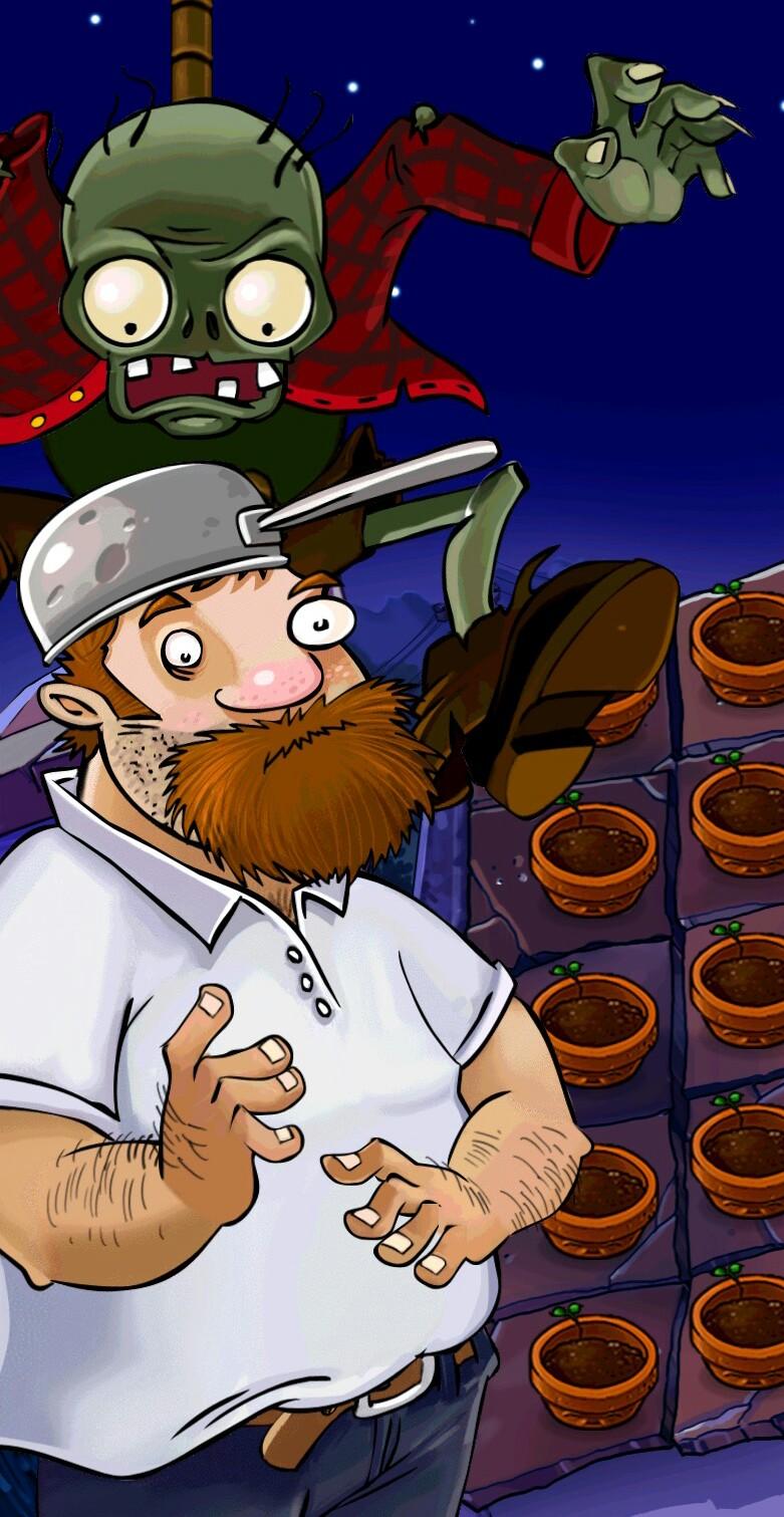 Snatch Crazy Dave Zombies!