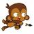 Mr. Dart Monkey