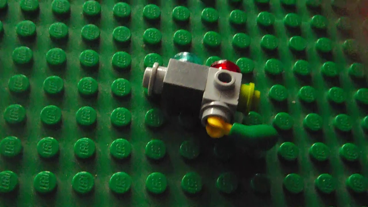 LEGO eddsworld MOC WTFuture