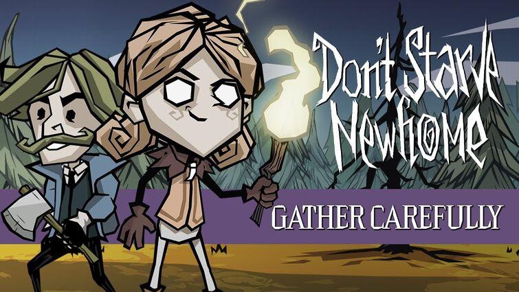 Don't Starve: Newhome | Burn Baby Burn!