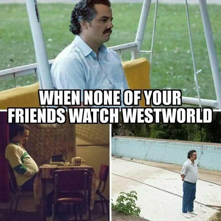 """aaron on Instagram: """"#westworld #facts #ifyoudontknownowyouknow #hbo #robots"""""""
