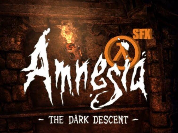 Amnesia Half-life SFX Mod v.0.1