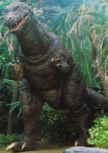Adivina el Kaiju #4