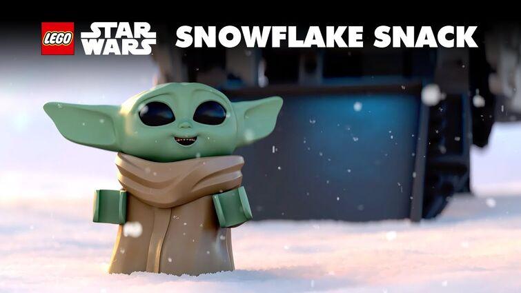 Snowflake Snack | LEGO STAR WARS: Celebrate the Season