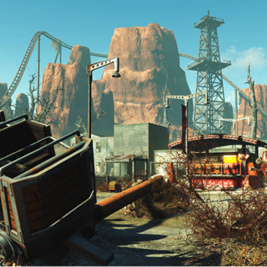 Starthilfe für Fallout 4: Nuka-World