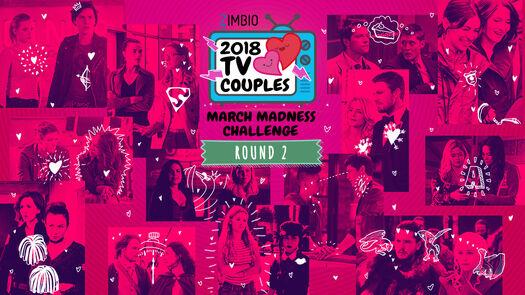 Zimbio TV Couples March Madness Challenge 2018