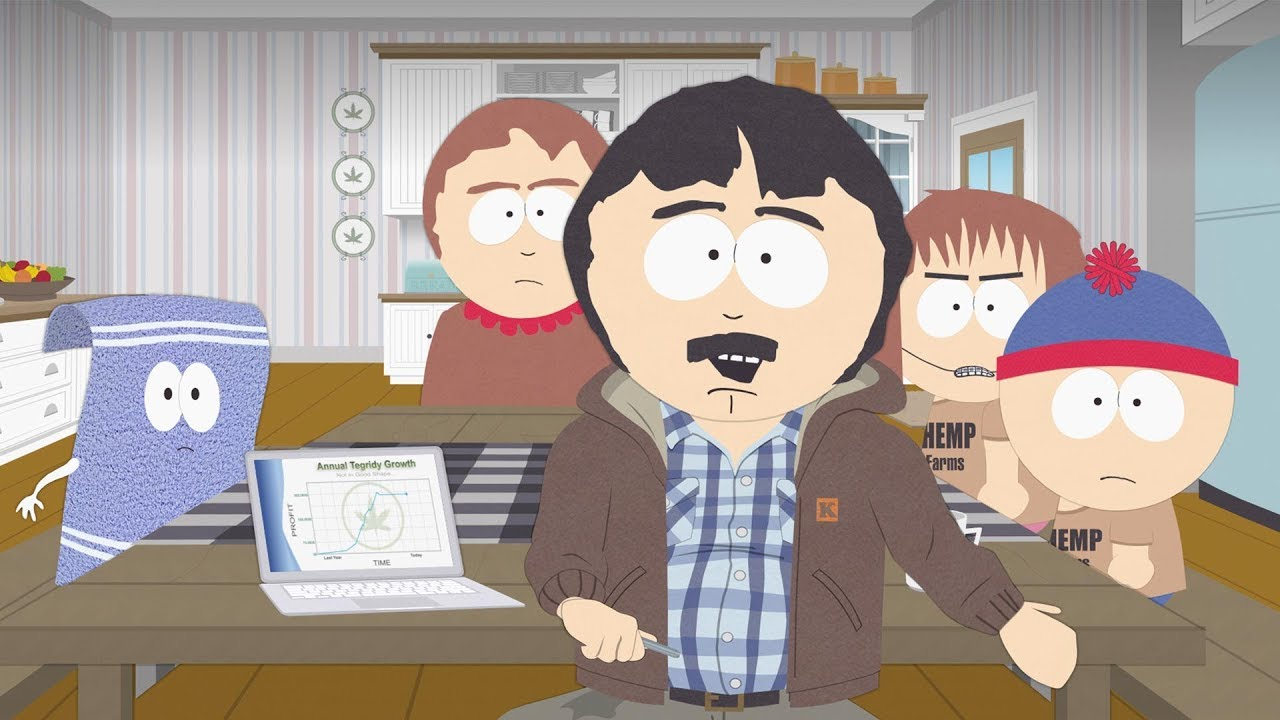 How Do We Sell More Weed - South Park