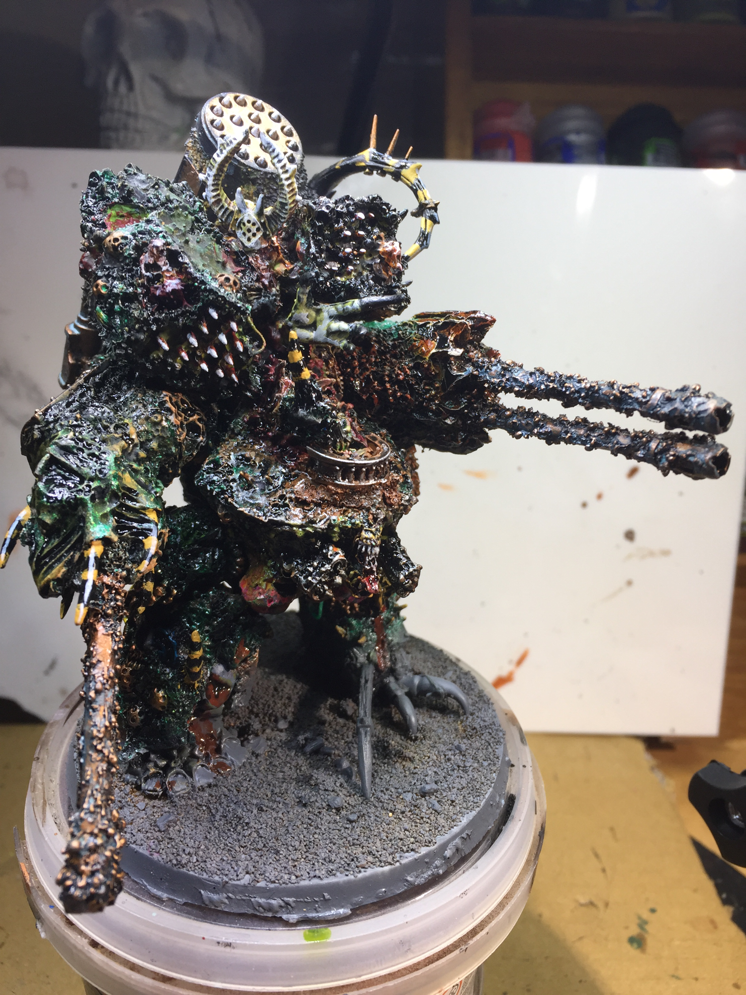 Hellforged Deredeo Dreadnought