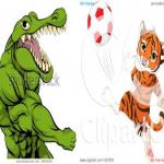 Crocodile Punch and Tiger Kick