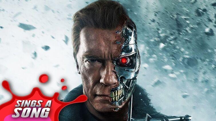 Terminator Sings A Song (Terminator: Dark Fate Arnold Schwarzenegger Impression Parody)
