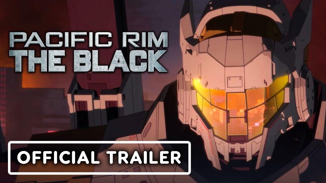 Pacific Rim: The Black - Exclusive Official Trailer 2   IGN Fan Fest 2021