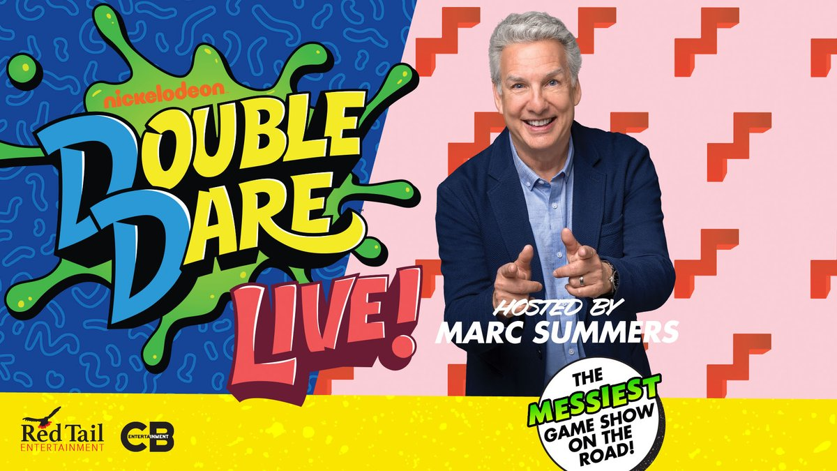 Double Dare is going on tour!