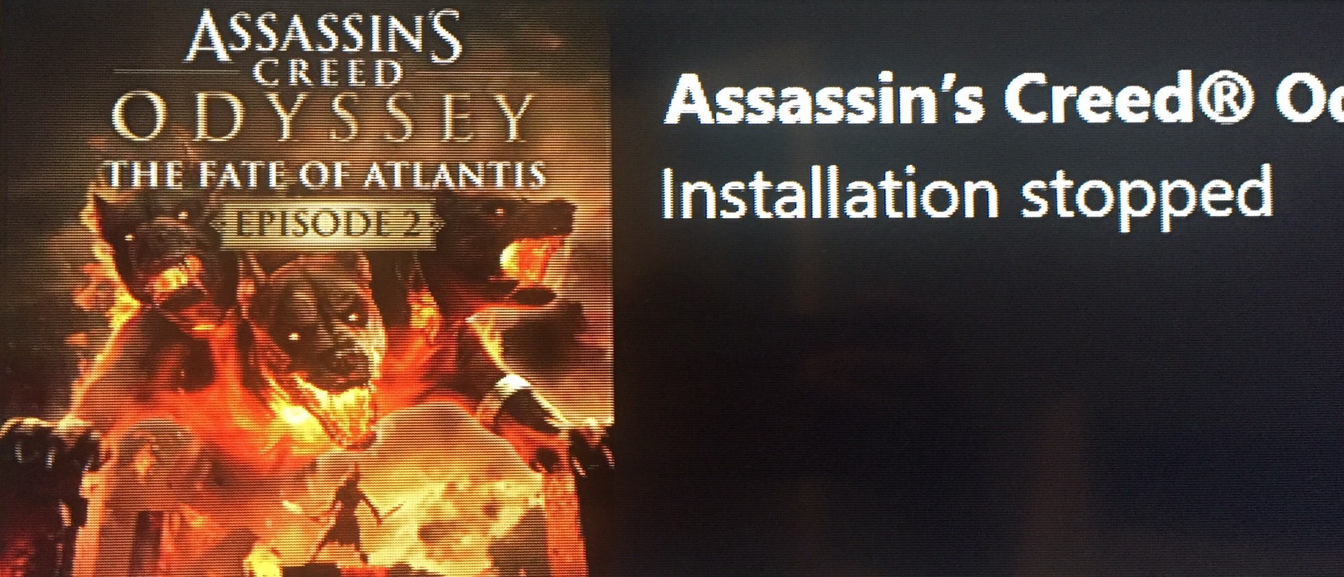 Can somebody help me play AC Odyssey?