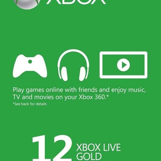 Kaufen Xbox Live Gold Mitgliedschaft 12 Monate Xbox