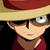Luffy Sombrero De Paja 1