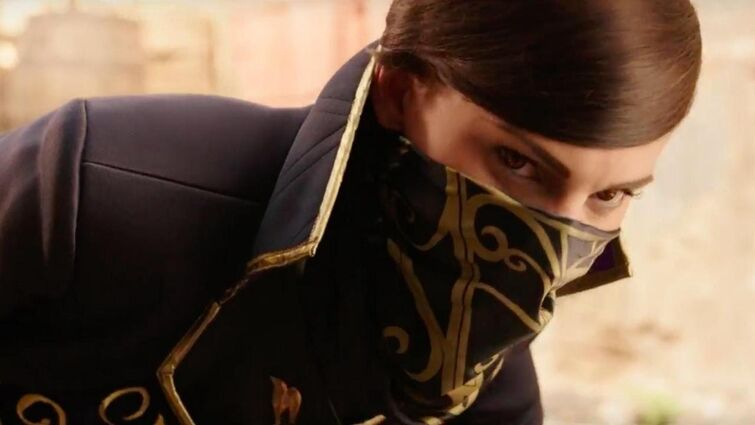 Dishonored 2 Official Live Action Trailer