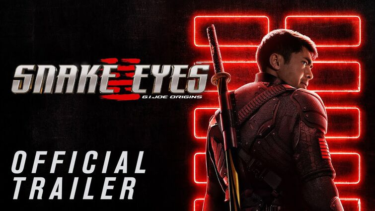 Snake Eyes Official Trailer (2021 Movie) – Henry Golding