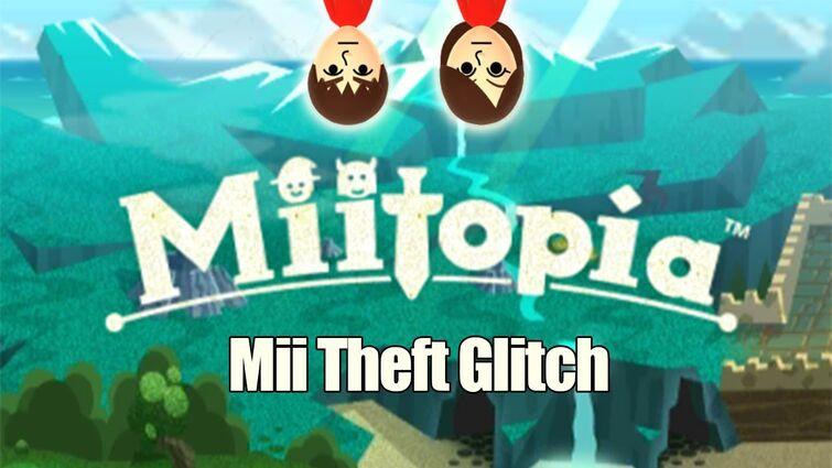 Miitopia - Mii Theft Glitch