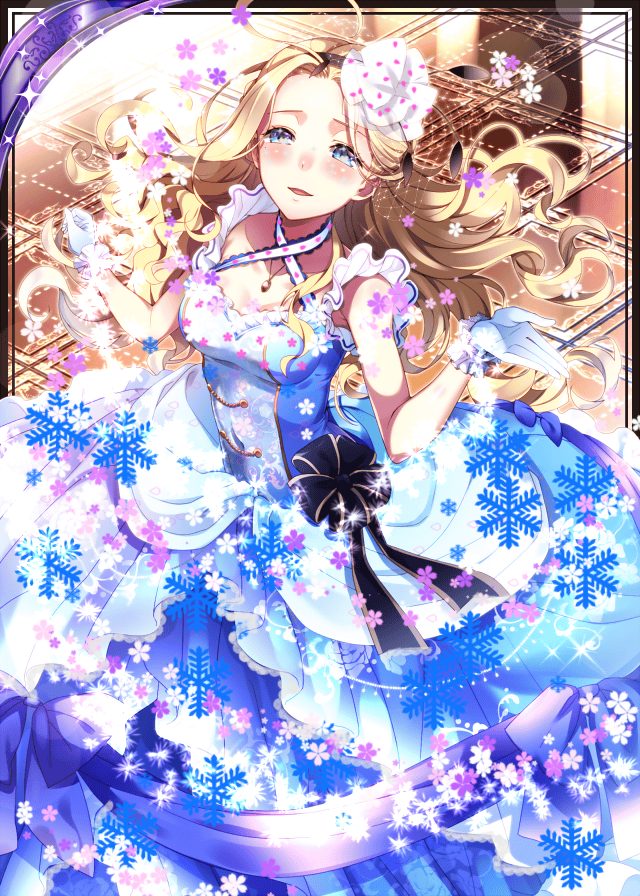 Radiant Cinderella