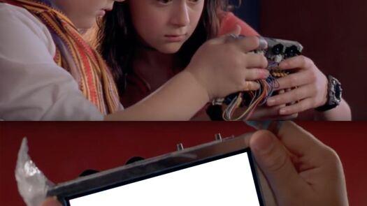 r/MemeEconomy - Spy Kids potential meme format?