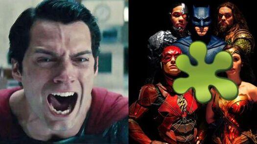 Liga de la Justicia: nueva información indica que la película podría resultar podrida en el Tomatómetro