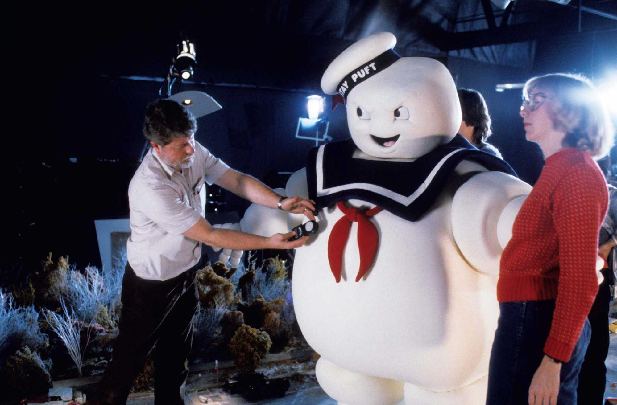 Stay puft...