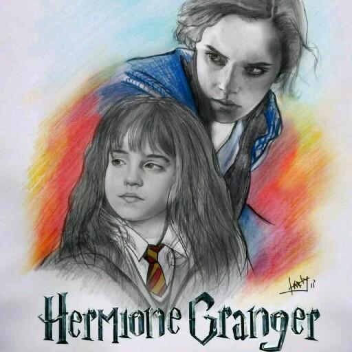 Magic Hermione