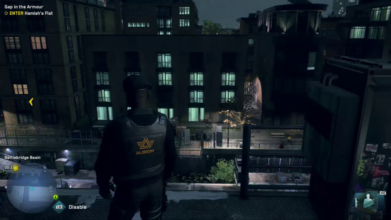 Watch Dogs: Legion Assassins Creed easter egg