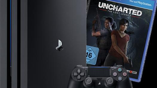 """Großes """"Uncharted: The Lost Legacy""""-Gewinnspiel"""