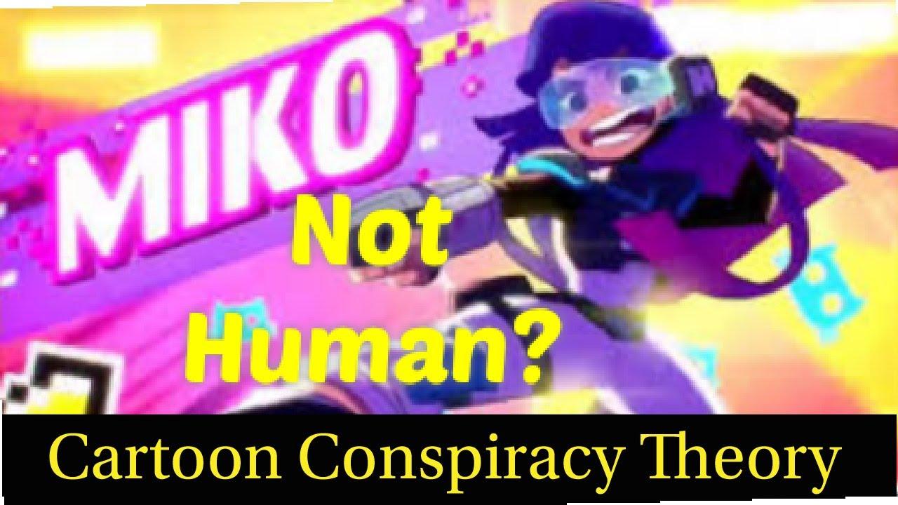 Miko Not Human? Cartoon Conspiracy Theory |Glitch Tech|