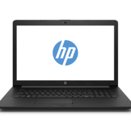 HP 17-ca0311ng, Notebook, AMD Ryzen 5 Prozessor, 16 GB RAM, 1 TB HDD, 256 GB SSD, Radeon™ Vega 8, Schwarz