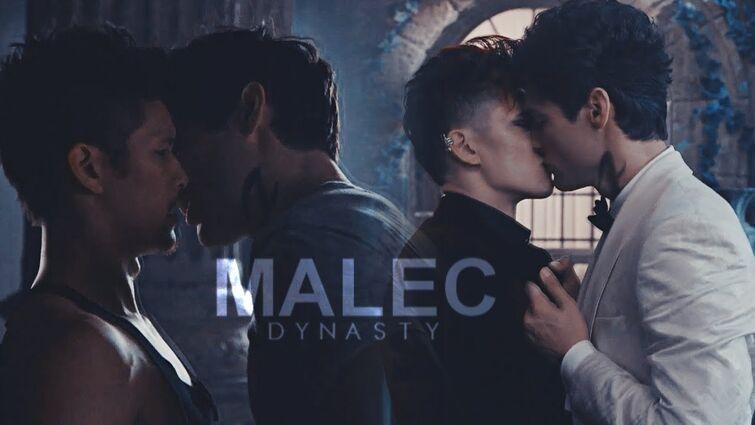 Alec & Magnus || Dynasty