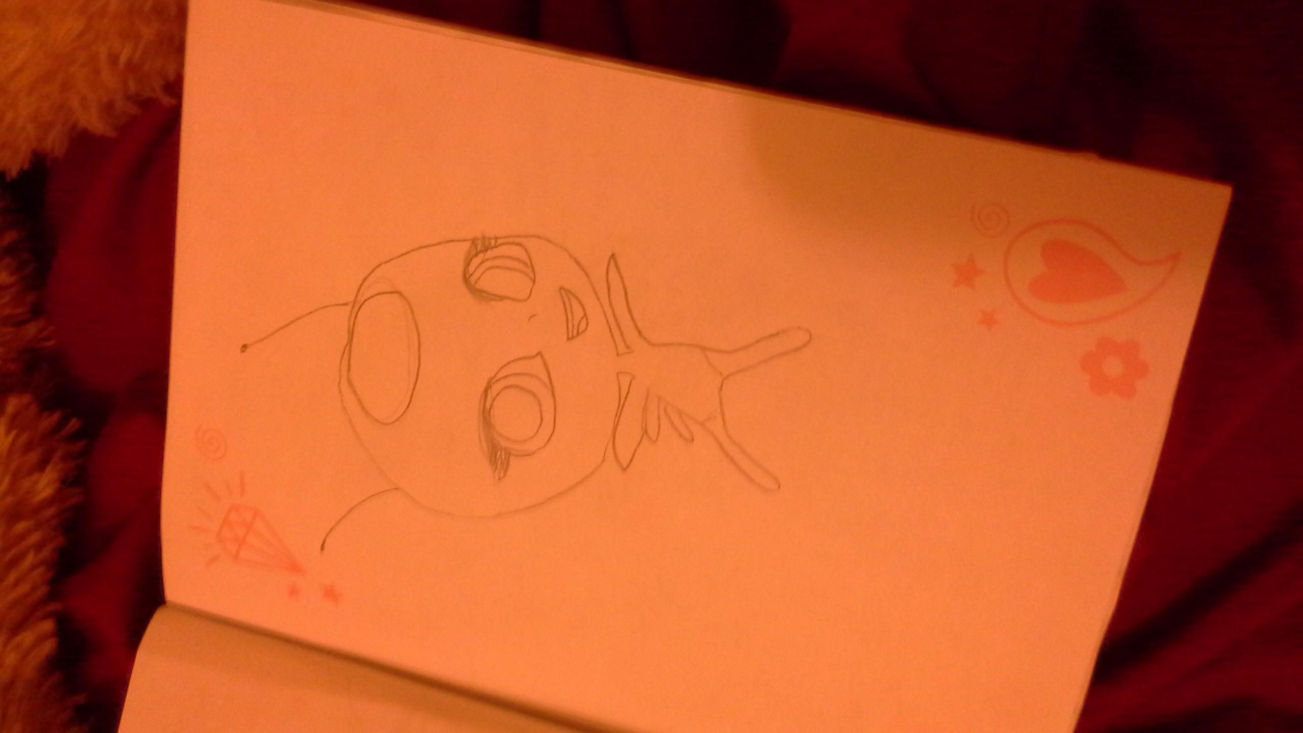 I drew tikki