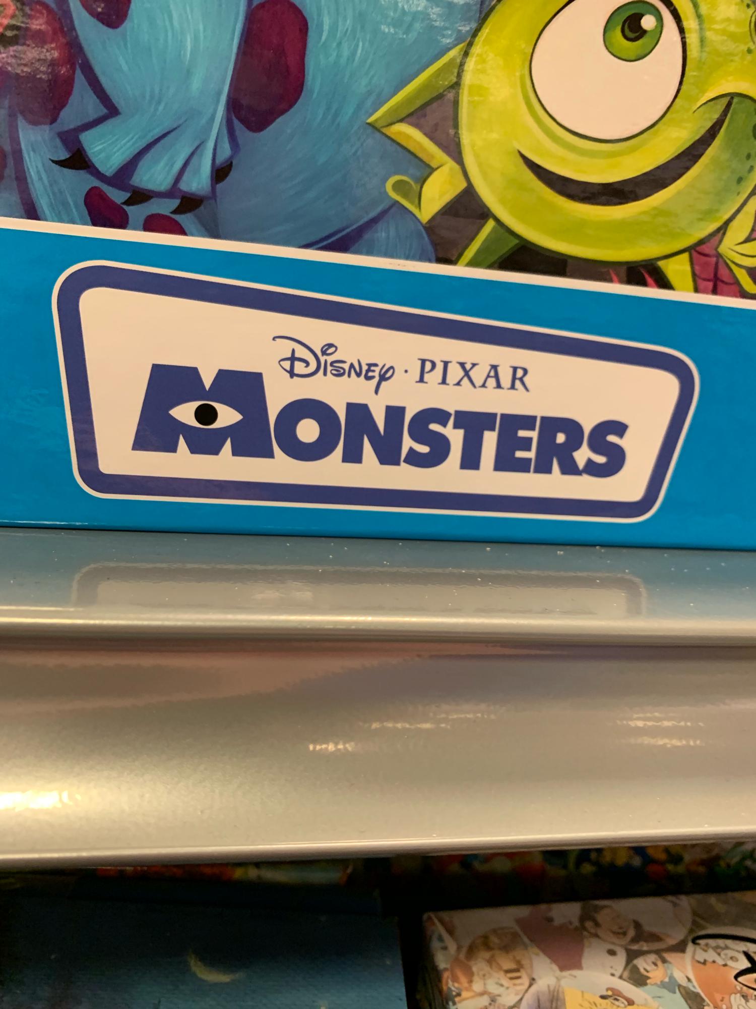 Monster's Inc Series