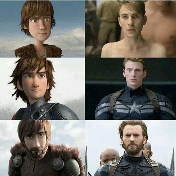 Son cais iguales xd