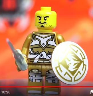 SPOILER!!! Der Goldene Drachenmeister ist Wu !!!