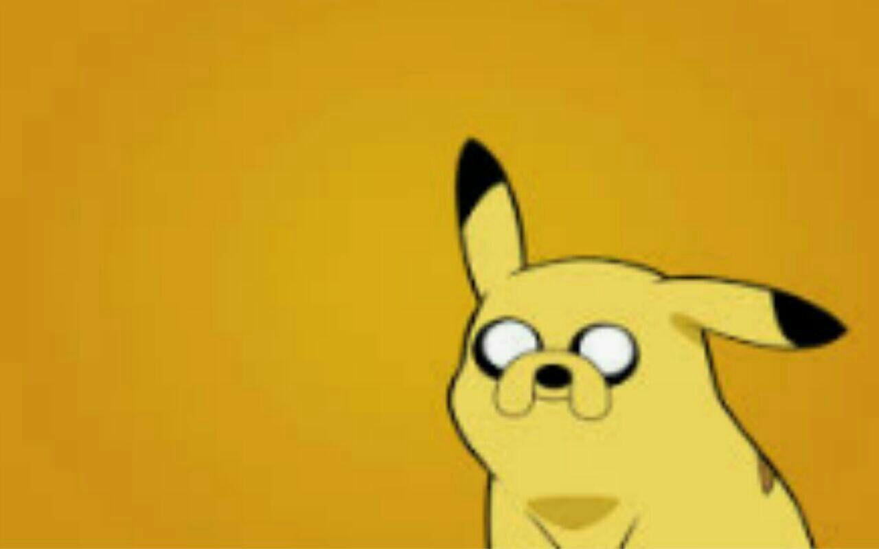 If jake was a pockemon