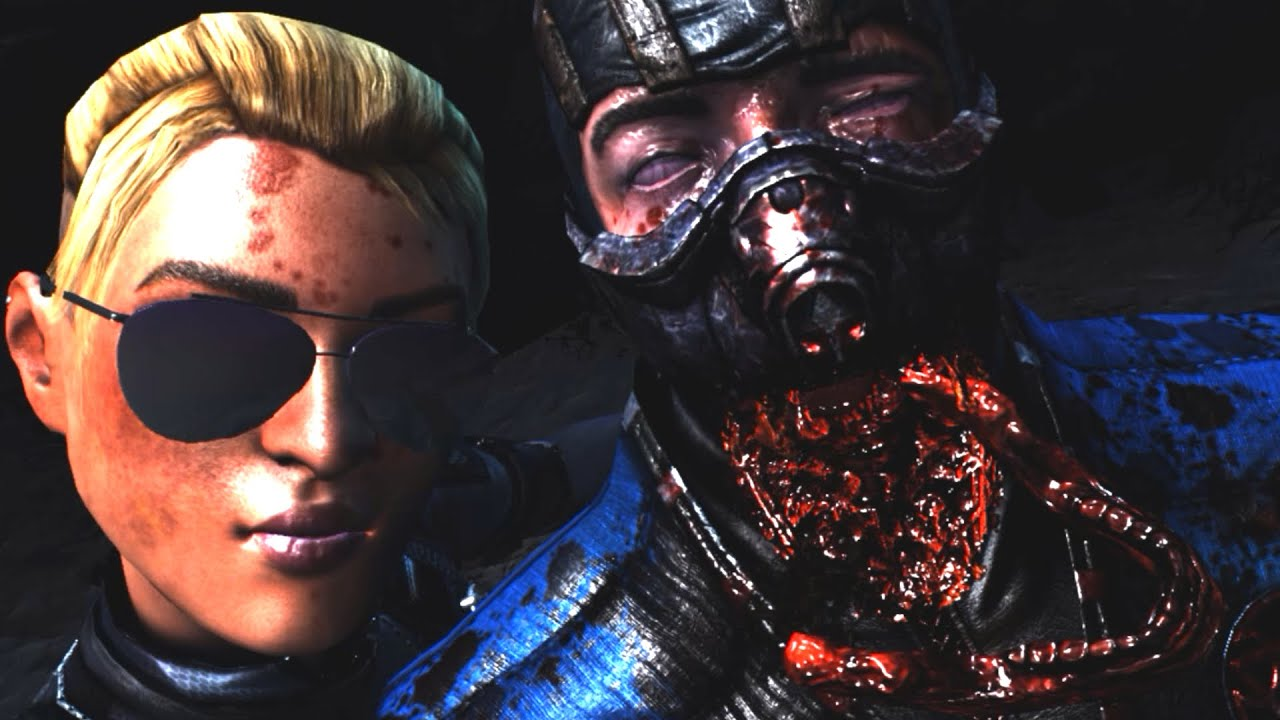 "Mortal Kombat X - ""Selfie"" 2nd Fatality: Cassie Cage (PC)"