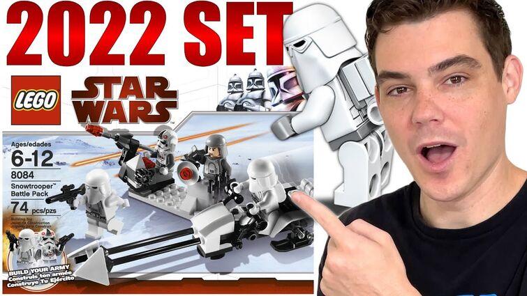 LEGO Star Wars 2022 Battle Pack RUMOR!