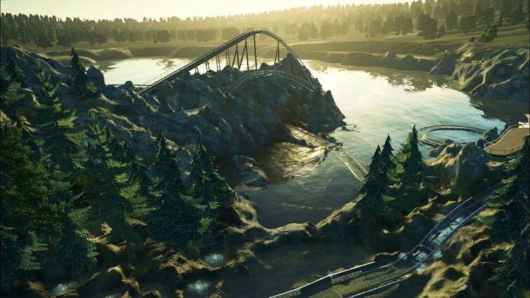 NJÖRD's Coaster {Planet Coaster} ⚓