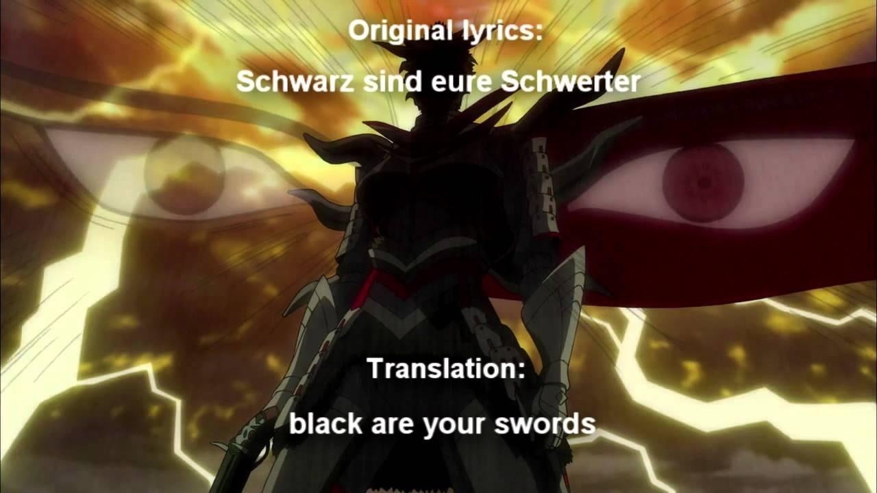 """Dai Rokuten Maou"" with lyrics - Sengoku Basara Season 1 OST"