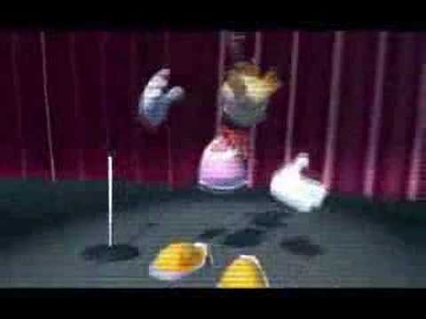 Rayman sings sexbomb
