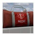 Ahhh! I need a medic bag!