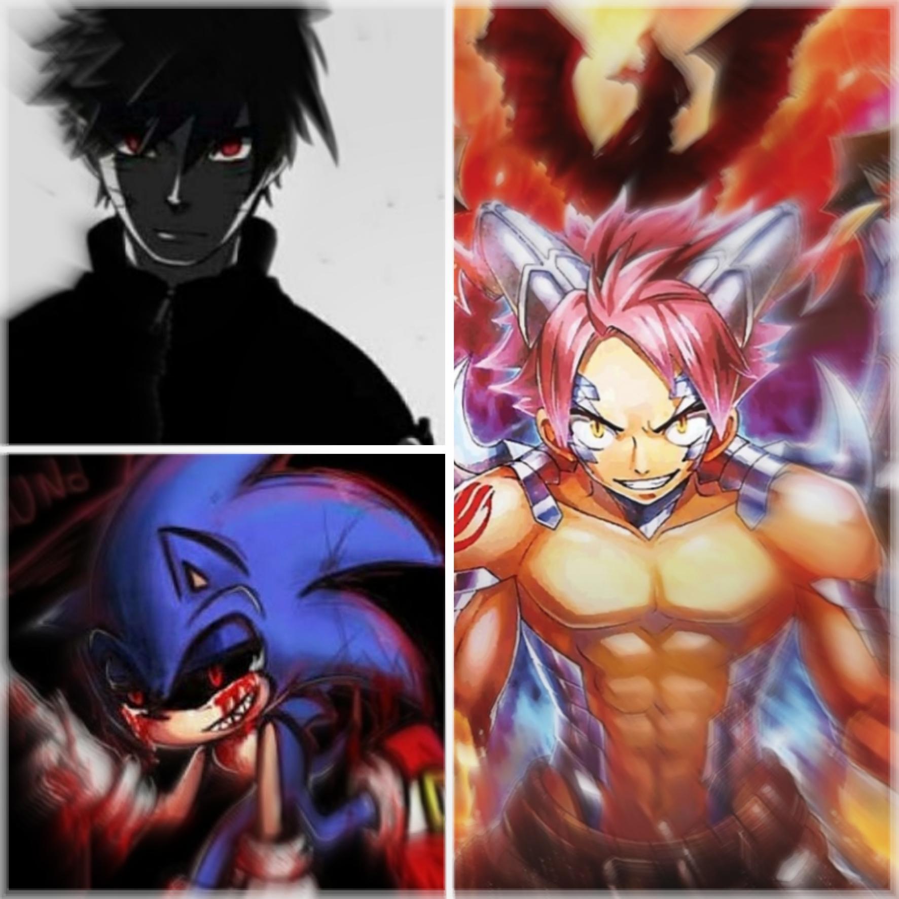 Creepypasta vs anime los buenos siempre ganan
