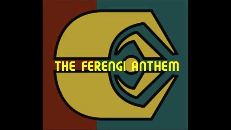 """STAR TREK - The Ferengi Anthem (""""Make It Cheaper!"""") :D"""
