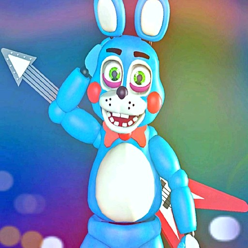 Toy bonnie the cool bunni