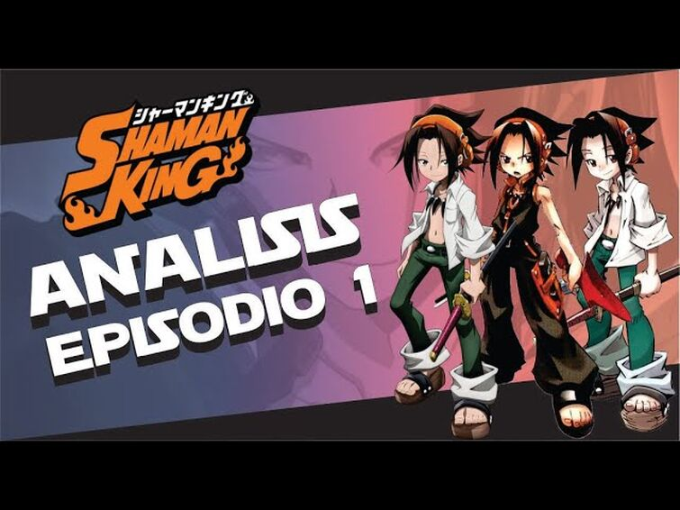 👺 Shaman King 2021 | EP.1 Análisis y Comparación | Manga vs Anime